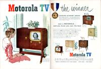 Motorola TV the winner