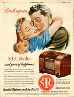 Back again : S.T.C. Radio and years of happiness