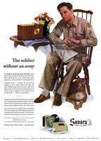 The soldier without an army