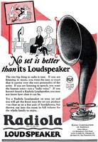 No set is better than its loudspeaker