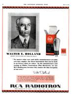 Walter E. Holland, Chief Engineer of Philco says...