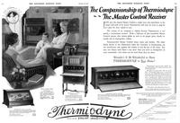 The companionship of Thermiodyne--the master control receiver
