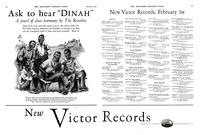Ask to hear Dinah, a jewel of close harmony by the Revelers