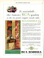 It's unmistakable...The famous RCA quality in this low-priced