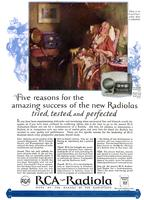 Five reasons for the amazing success of the new Radiolas