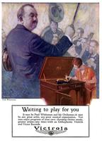Waiting to play for you [Paul Whiteman and his Orchestra]
