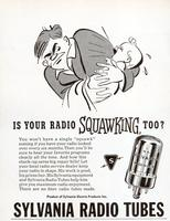 Is your radio squawking, too?