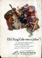 Old King Cole was a piker!