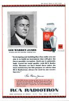Lee Warren James, President Day-Fan Electric Company says...
