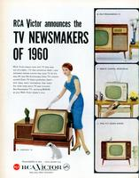 RCA announces TV newsmakers