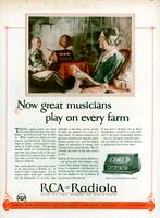 Now great musicians play on every farm