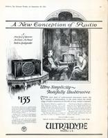 A new conception of radio