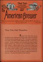 The American Brewer vol. 72, no. 03 (1939)
