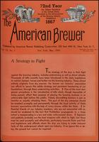 The American Brewer vol. 72, no. 05 (1939)