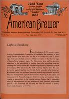 The American Brewer vol. 72, no. 07 (1939)