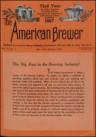 The American Brewer vol. 73, no. 01 (1940)