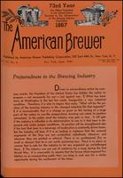 The American Brewer vol. 73, no. 06 (1940)