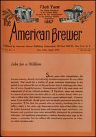 The American Brewer vol. 73, no. 04 (1940)