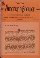 The American Brewer vol. 73, no. 12 (1940)