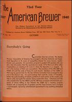 The American Brewer vol. 73, no. 10 (1940)