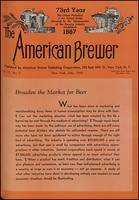 The American Brewer vol. 73, no. 07 (1940)