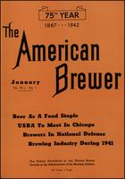 The American Brewer vol. 75, no. 01 (1942)