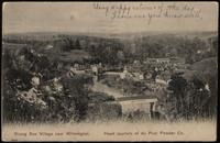 Henry Clay Village, view from Rockford Tower