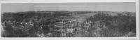 Henry Clay Village panorama, likely taken from Rockford Tower