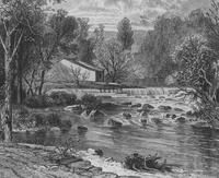 Upper dam, DuPont Powder Mills