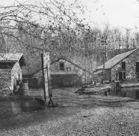 Coal mill, Hagley Yard