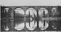 Baltimore and Ohio (B&O) Railroad bridge at the Augustine Cut off, Wilmington, Delaware