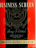 Business Screen Magazine, v. 7, no. 1 (December 1945)