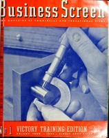 Business Screen Magazine, v. 4, no. 1 (January 1942)