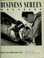 Business Screen Magazine, v. 11, no. 6 (September 1950)