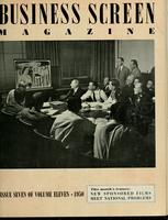Business Screen Magazine, v. 11, no. 7 (November 1950)