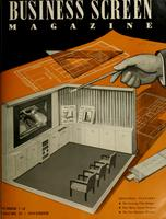 Business Screen Magazine, v. 12, no. 7 (November 1951)