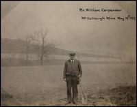 Mr. William Carpender, McCullough Mine, Pennsylvania