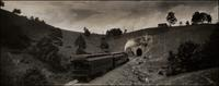 Interstate Railroad Inspection train Maytown Tunnel