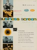 Business Screen Magazine, v. 22, no. 3 (May 1961)