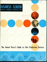 Business Screen Magazine, v. 25, no. 7 (December 1964)