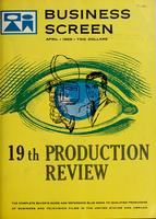 Business Screen, v. 30, no. 4 (April 1969)
