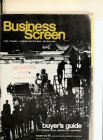 Business Screen, v. 31, no. 10 (October 1970)