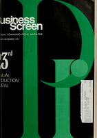 Business Screen, v. 33, no. 6 (November/December 1972)