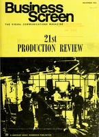 Business Screen, v. 31, no. 11 (November 1970)