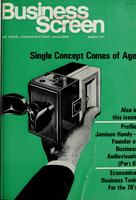 Business Screen, v. 32, no. 3 (March 1971)