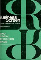 Business Screen, v. 32, no. 9 (November/December 1971)
