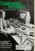 Business Screen, v. 34, no. 3 (May/June 1973)