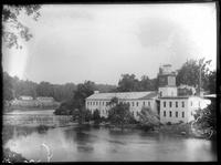 Walker's Mill and Breck's Dam on Brandywine Creek
