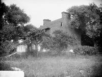 Carney's Point, Carney's old farm house, side view