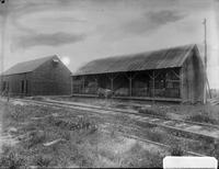 Carney's Point, cotton warehouses